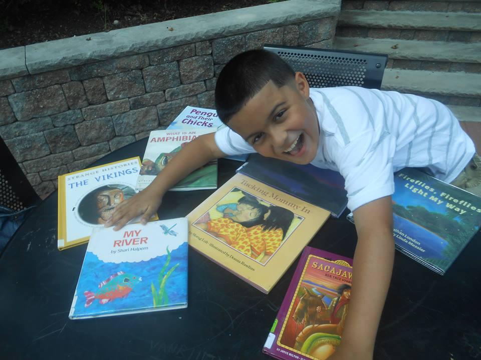 Jayson Loves to Read